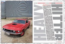 Car mag layouts