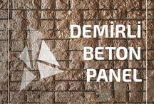 Demirli Beton Panel