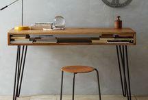 *   Desk