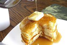 Recipes: Breakfast & Pastries