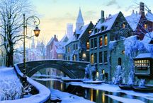Christmas in Bruges / Christmas holidays