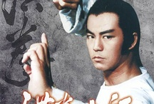Kung fu movie posters /