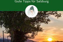 Rausgehen in Salzburg