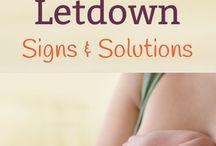 Oversupply & Overactive Letdown