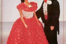 vestito bambole