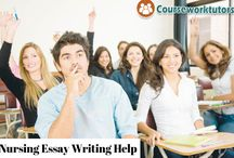 Nursing Essay Writing Help