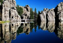 South Dakota Backcountry Camping / A wish list of backcountry spots in South Dakota. Did we miss something? Let us know at info@bushsmarts.com