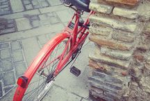 Bikes / Cycling my life  / by Raquel