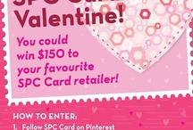 Be Our SPC Card Valentine / by Vita Ma