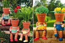 Gardening Ideas / Awesome gardening ideas, which would replicate farming experience. For gardening hobby innovative ideas about terrace space utilization, organic farming, variety of vegetable & flower plants.