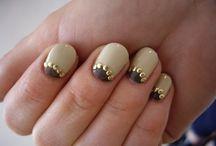nails, embellished