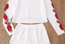 vestuário feminino