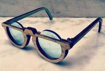 wooden glasses