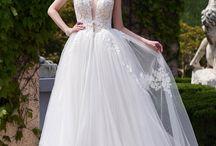 Princess Bride / Beautiful princess style wedding gowns