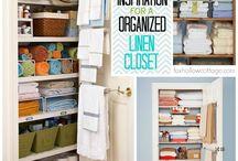 Storage / cupboards, storage hacks