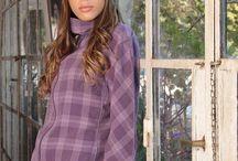Camperas de invierno 2015 / buzos, abrigo, con cierre, cuello alto, cuadrillé, gris, lila, negro, espigado.