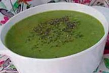 Recetas de Sopas y Cremas con Thermomix / Diferentes recetas de sopas y cremas que hemos realizado con Thermomix