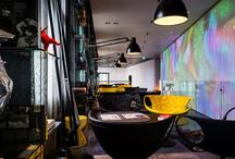 House of Berlin / Miami hotel inspirations