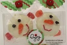 winter treats and pretties / by Jen Walters VanOort {Onion Grove Mercantile}