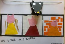 Loup / by Marie Beaudoin