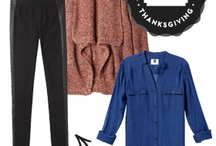 Clothes to hide a belly / by Lisa Wittich