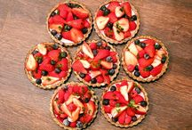Berry Berry Raw Tarte Lesson