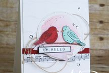 NEW SU Stampin Blends