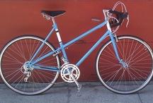 bikes / I like bikes.