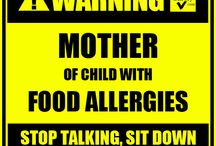 Allergy resources / by Melanie Pharr