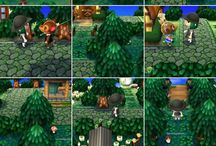 acnl forest