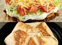 Taco wrap