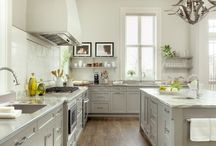 Home: Kitchen / by Ashley Foley