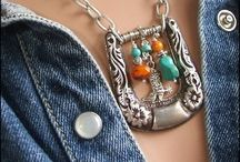 Jewelry / by Cinda Carson-Morehead