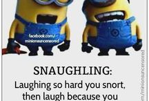 Minions / Cause there funny / by Denise Carrigan