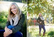 Posing/styling - senior girls / by Nikki Matthews
