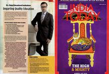 VC, GL Bajaj Educational Institutions Featured in India Today