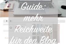 B L O G G E R T I P P S / Hilfreiche Tipps rund ums Bloggen. Blogger Tipps, Blogging Tipps, Blogger Guides