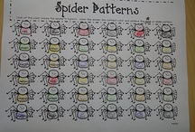 Spiders, bats, and pumpkins.. Oh My!! / by Ashley Willard