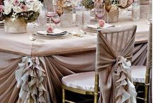 Blush Themed Weddings