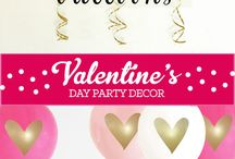 Valentines Day Decor Party