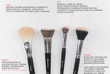Make up : Brushes