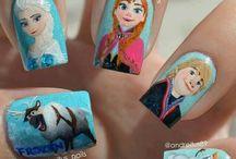 Jasmine's nails