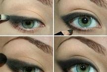 Pretty makeup  / by Allie Millay
