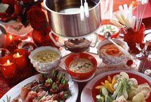 Fondue und Raclette