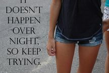 Fitness Motivation! / by Audra Gregory Hight