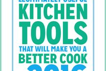 Kitchen Tips and Tricks / All the basic cooking skills you need to be successful in the kitchen and make preparing meals easier and more efficient.