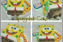 """Kue Ulang Tahun """"DAPUR KIKI"""" / ANEKA CAKE ULANG TAHUN"""