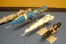 Lego: Space / Two of the best things in the world combined into the best thing in the world.