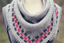Knitting patterns:)