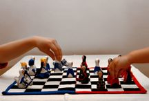 Our Fairy Tale Chess Set for Children 5-10 Year